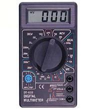 Мультиметр DT-832 цифровий тестер