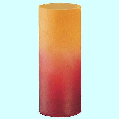 Настольная лампа 83374 EGLO Blob 1х100Вт Е27 оранж/никель-мат.