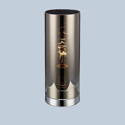 Настольная лампа Markslojd Storm 106076 1х40Вт E27 хром/металл