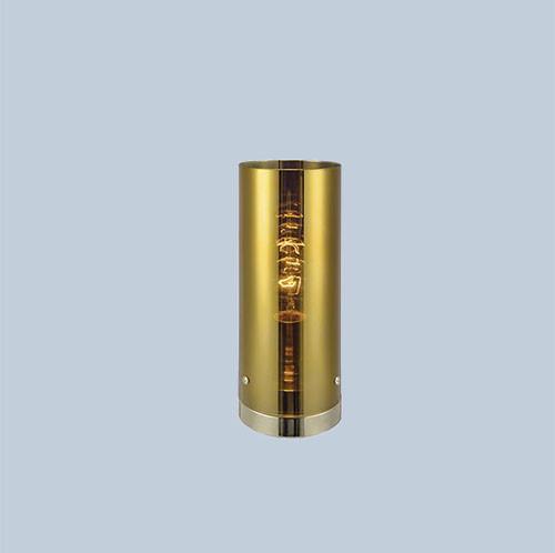 Настольная лампа Markslojd Storm 106077 1х40Вт E27 золото/металл