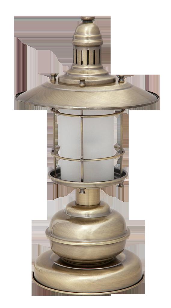 Настольная лампа Rabalux Sudan 7992 1х60Вт E27 стекло/металл