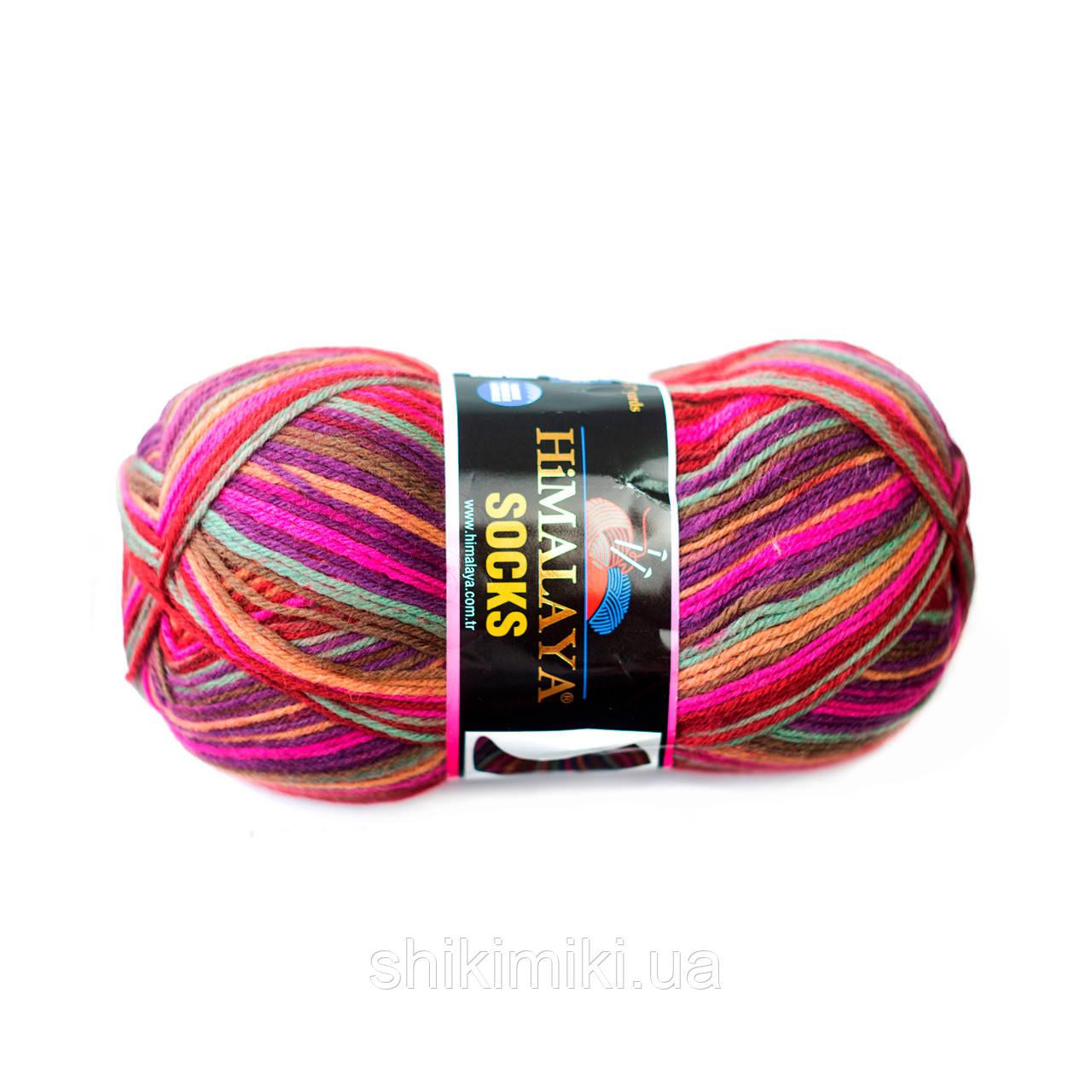 Пряжа Himalaya Socks №140-04