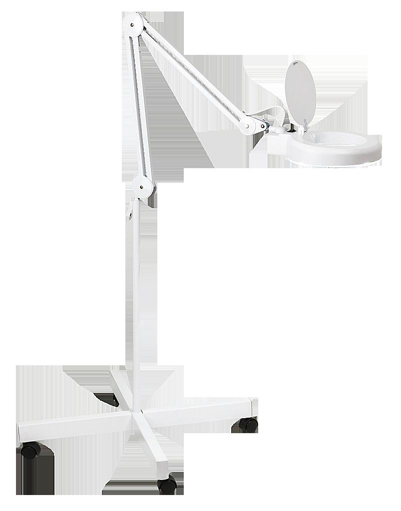 Настольная лампа Rabalux Asia 4500 1x10Вт LED металл/белый