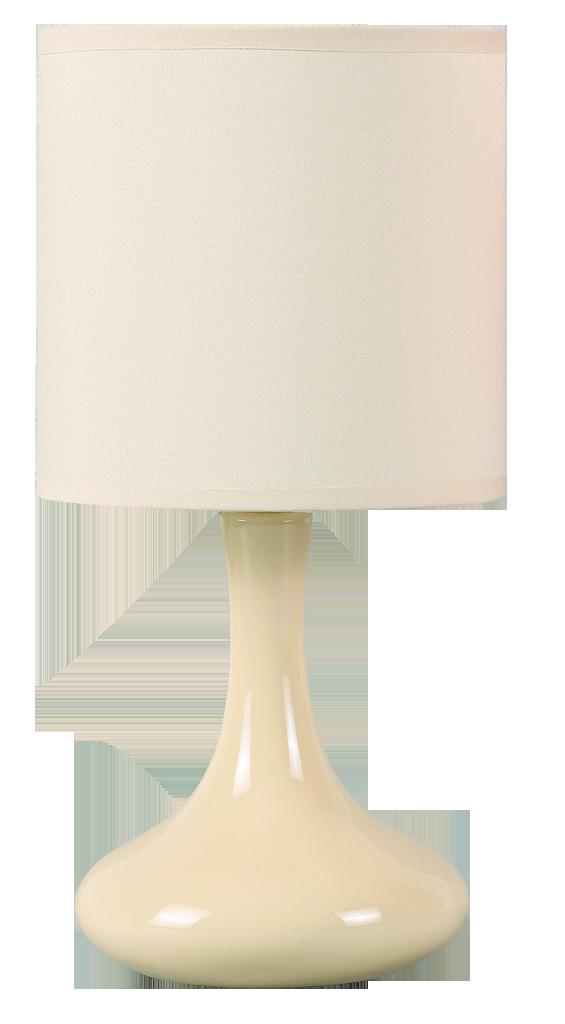 Настольная лампа Rabalux Bombai 4241 1х40Вт E14 ткань/керамика