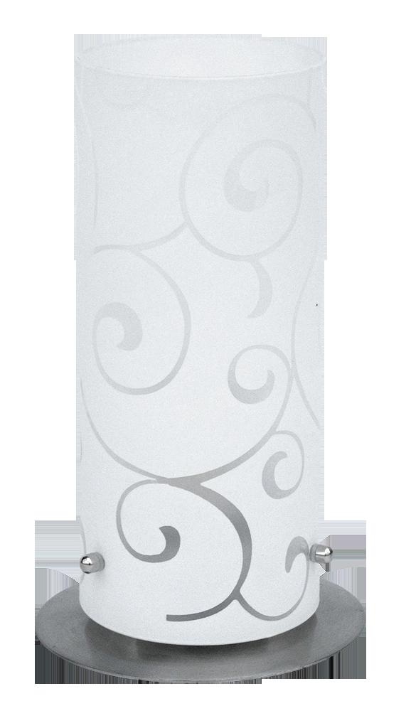 Настольная лампа Rabalux Harmony lux 6393 1х60Вт Е27 белый/металл