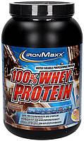 Протеин Ironmaxx 100% Whey Protein, 900 g