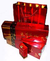 0e2cd52fdcd3 Подарочный набор легендарного китайского чая Да Хун Пао.В сумочке 2 блока в  каждом по