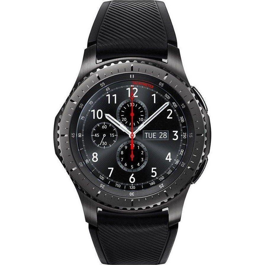 Смарт-годинник Samsung RM-760 Gear S3 Frontier (SM-R760NDAA) EUCRF