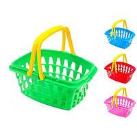Корзина супермаркет детская