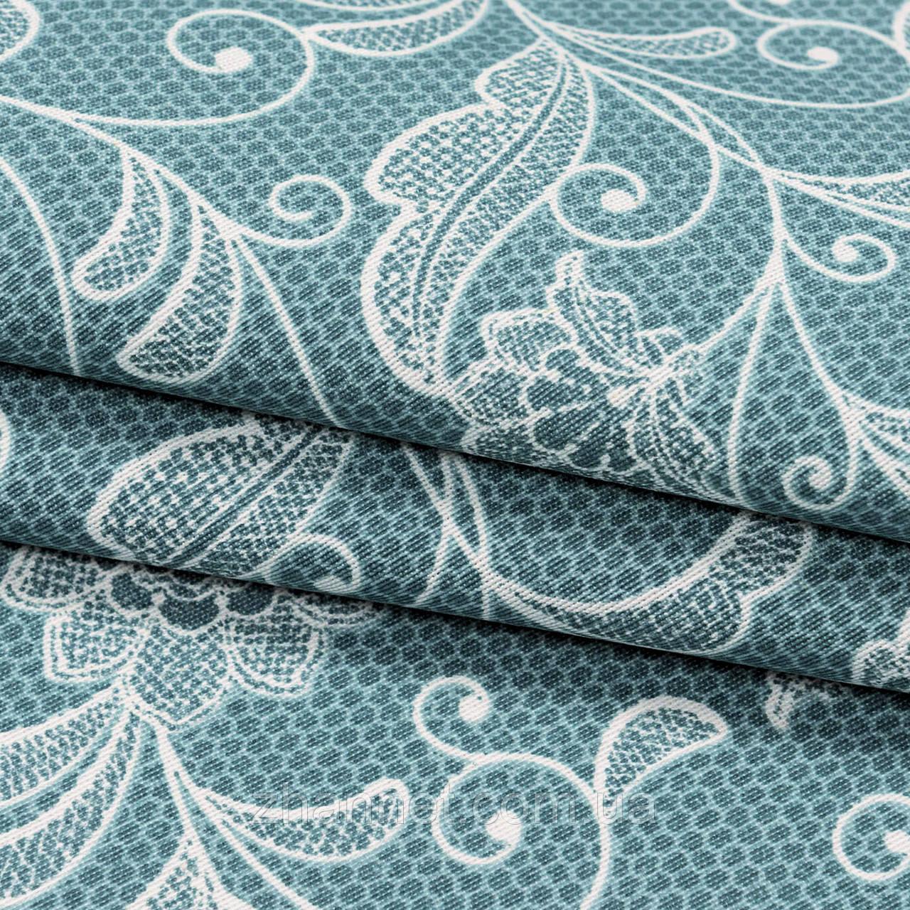 Ткань для скатерти с акриловой пропиткой Dupre минерал 140 см (879051)