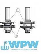Фреза для изготовления мебельных фасадов, хвостовик - 12 мм. WPW (Израиль)