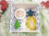 """Подарочный набор мыла """"С Рождеством"""" №1"""