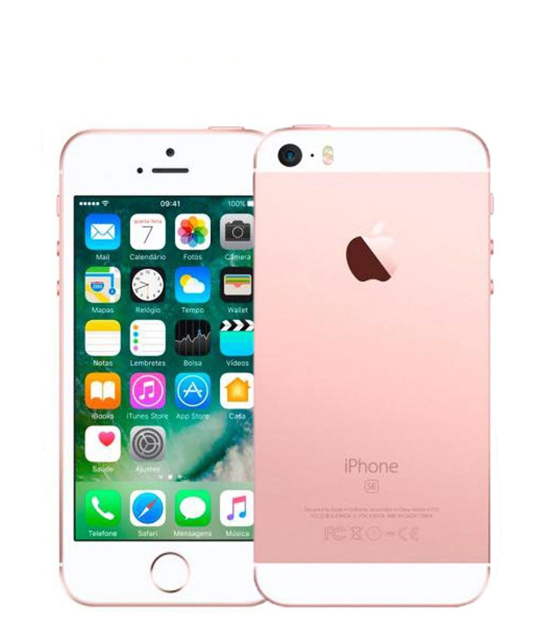 Apple iPhone SE 32Gb Rose Gold (MP852)