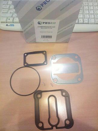 Ремкомплект прокладок компресора IVECO 4040-2400 070 100, фото 2