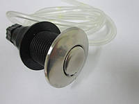 Пневмокнопка c пневмошлангом к измельчителю пищевых отходов, фото 1