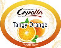 Ароматизатор Capella Tangy Orange (Острый апельсин)