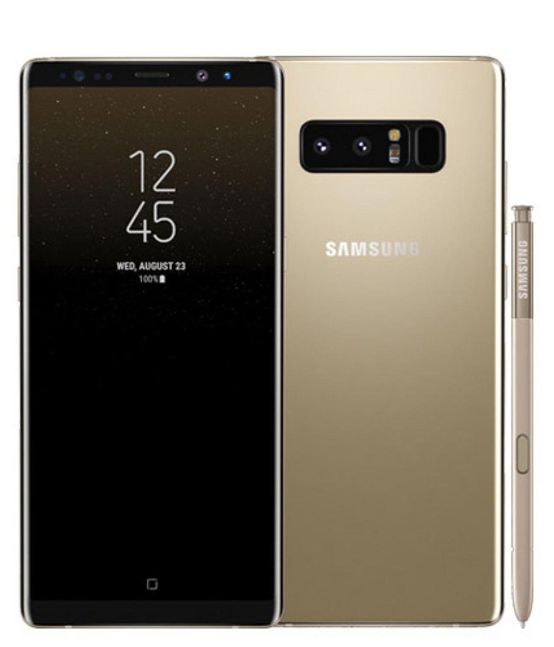 Samsung Galaxy Note 8 64GB Gold (SM-N950FZDD) EUCRF