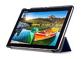 Чохол для планшета Asus ZenPad 10 Z301 / P00L / P028 Slim - Dark Blue, фото 2