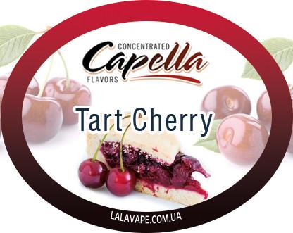 Ароматизатор Capella Tart Cherry (Тарт вишневый)