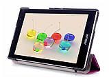 """Чохол для планшета Asus ZenPad 7"""" Z170 / P01Z / P001 / P01Y Slim - Purple, фото 2"""