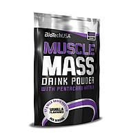 Гейнер BioTech - Muscle Mass (1000 грамм)