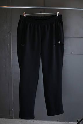 Мужские зимние штаны nike на флисе (батал), фото 2