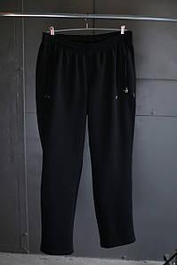 Мужские зимние штаны nike на флисе (батал)