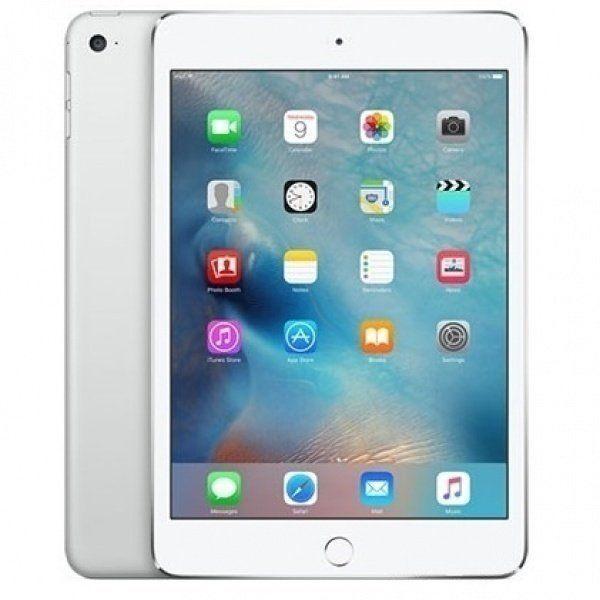 Apple iPad Mini 4 WiFi 128Gb Silver (MK9P2) (2015)