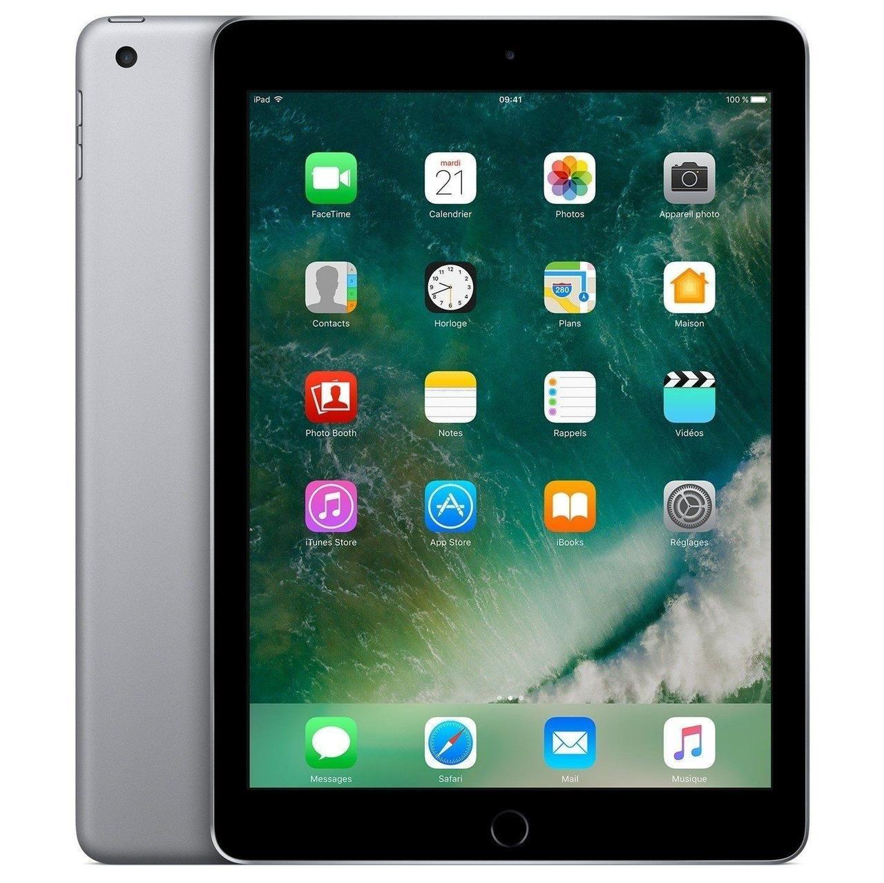 Apple iPad Wi-Fi + Cellular 32Gb Space Gray (MR6Y2) (2018)