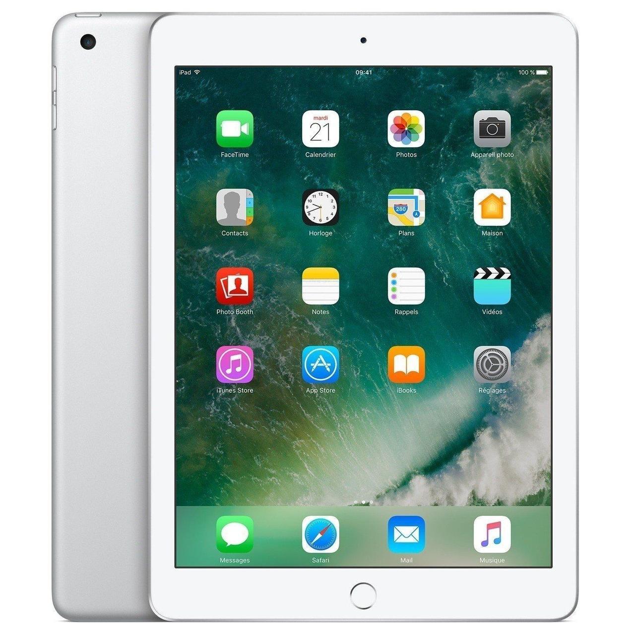 Apple iPad WiFi + Cellular 128Gb Silver (MR732) (2018)