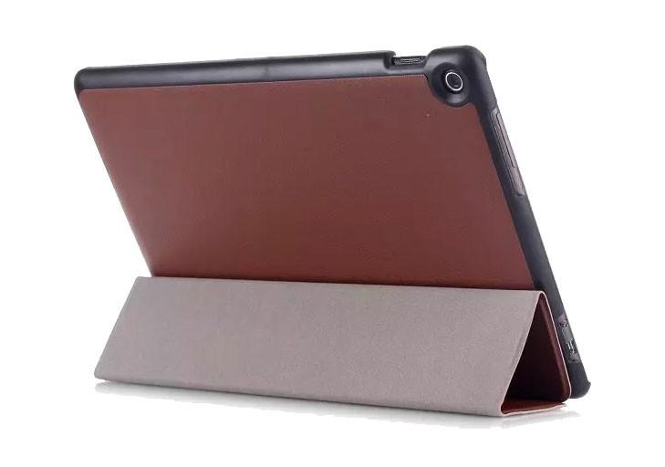 Чехол Asus ZenPad 10 Z300C/Z300CL/Z300CG Slim Brown