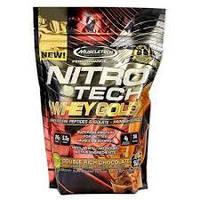 Muscletech Nitro Tech 100% Whey Gold 454 g