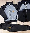 Детский подростковый  спортивный костюм на мальчика 140-152