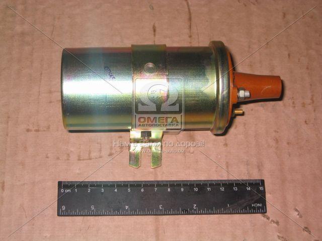 Катушка зажигания ВОЛГА, ГАЗ, МОСКВИЧ Б-115В-01 (пр-во СОАТЭ), 033711