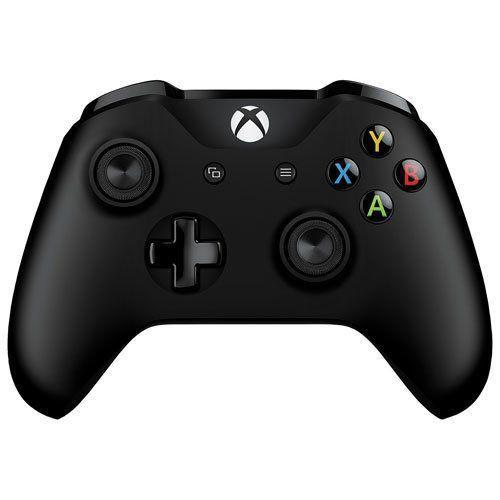 Ігровий контроллер Xbox One Wireless Controller (Black)