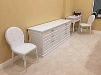 """Спальня классика """"Роял классик"""". Фасады с филенкой  МДФ, цвет Белый"""