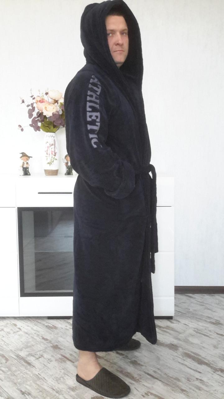 36d1ae669982 Тёплый мужской халат с капюшоном размер 56-58-60 купить в Харькове ...