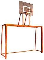 Ворота для минифутбола с баскетбольным щитом. ВМФ-002-1, фото 1