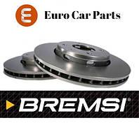 Тормозной диск передний Renault Megane I 1995- (238x12)