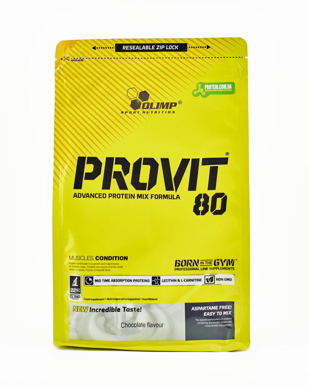 Протеин Olimp Provit 80 700 г шоколад