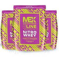 Протеин Mex Nutrition Nitro Whey, 910g
