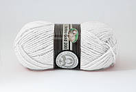Madame Tricote Merino Gold 200 № 100 белый