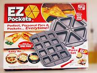 Форма для выпечки EZ Pockets и тесторезка., фото 1