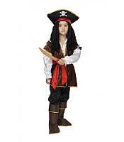 Карнавальный костюм пирата Джека Воробья
