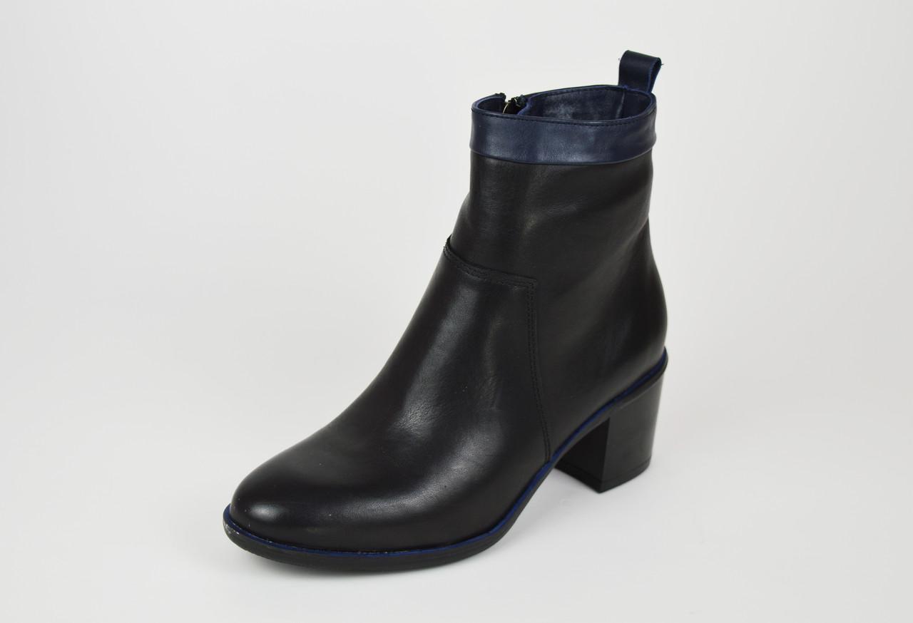 Женские демисезонные ботинки Bravo Moda