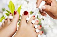 Курсы педикюра + покрытие ногтей гель лаком