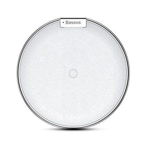 Бездротовий ЗП Baseus iX Desktop Wireless Charger ( Silver )