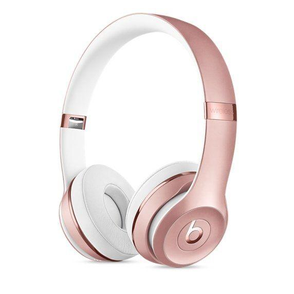 Навушники Beats by Dr.Dre Solo 3 Wireless (Rose Gold) MNET2