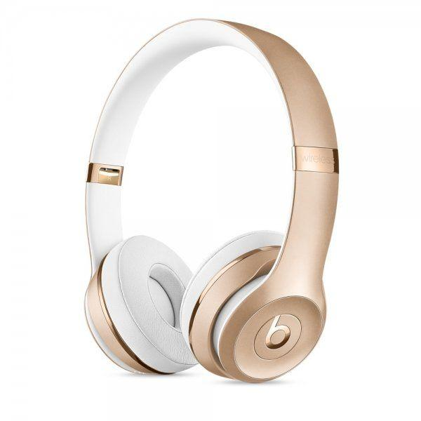 Навушники Beats by Dr.Dre Solo 3 Wireless (Gold) MNER2