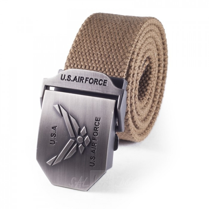 Мужской тактический ремень  для брюк Tactical AIR FORCE